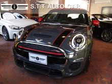 2017 Mini Cooper F56 Hatch John Cooper Works 2.0 AT Hatchback