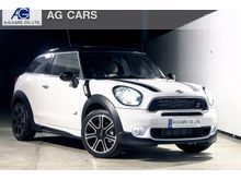 2017 Mini Cooper R61 Paceman Paceman S ALL4 1.6 AT Hatchback