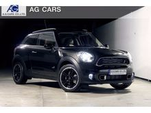 2016 Mini Cooper R61 Paceman Paceman S ALL4 1.6 AT Hatchback