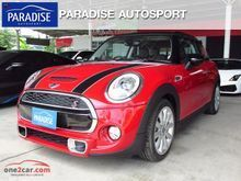 2017 Mini Cooper F56 Hatch S 2.0 AT Hatchback