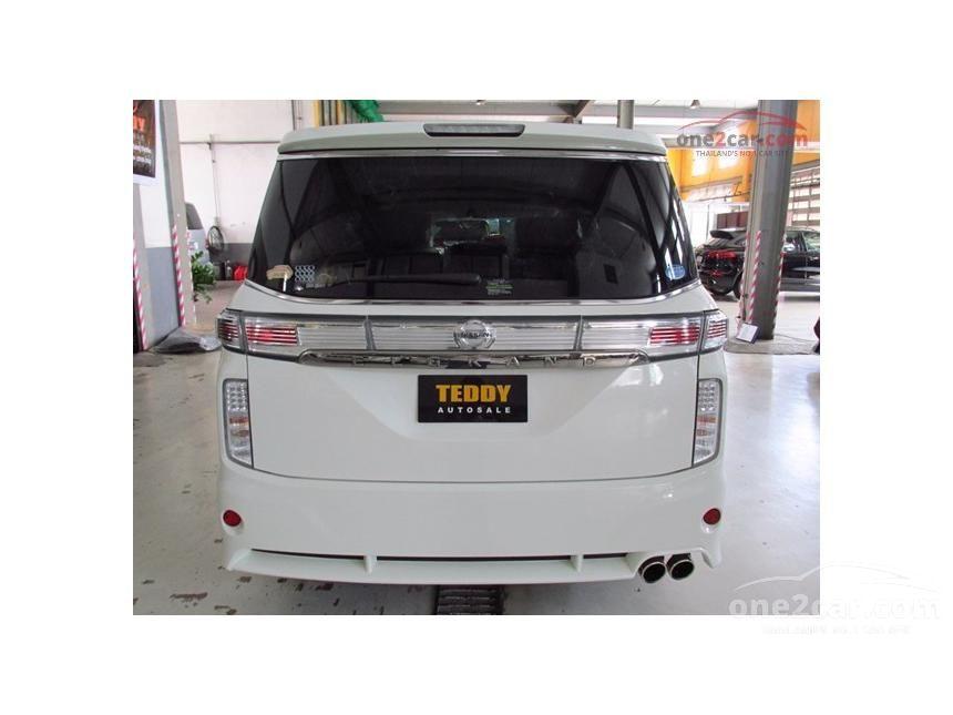 2016 Nissan Elgrand High-Way Star Wagon