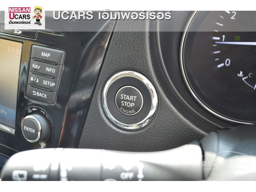 2016 Nissan X-Trail V SUV