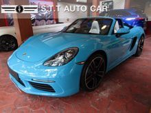 2017 Porsche 718 Boxster 2.0 AT Convertible