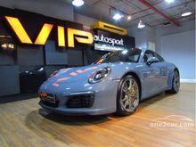 2016 Porsche 911 Carrera 4S 991 PDK 3.0 AT Coupe