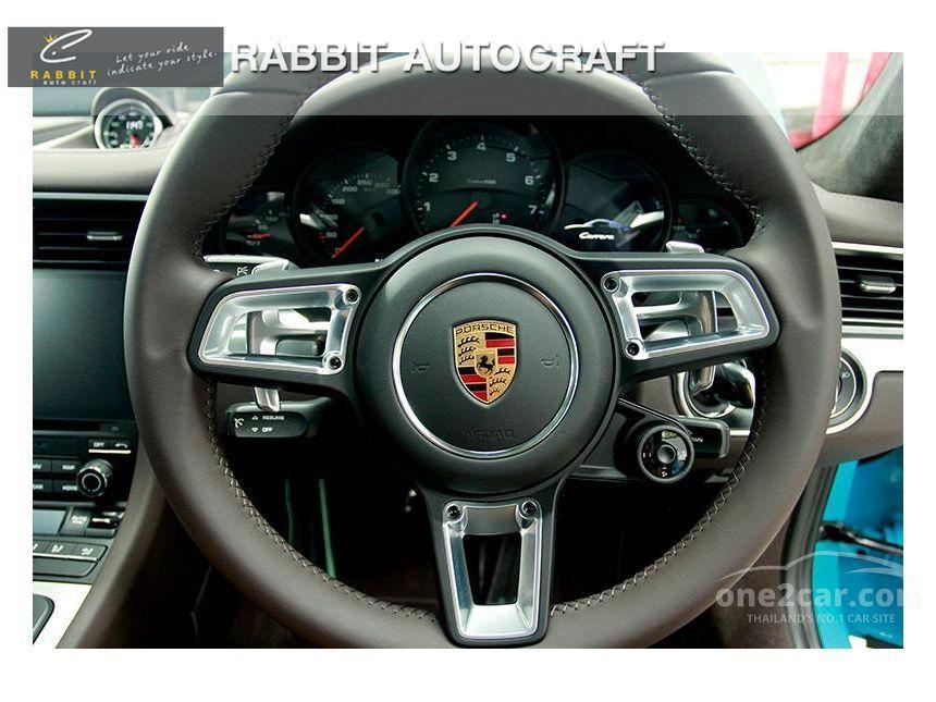 2016 Porsche 911 Carrera PDK Coupe