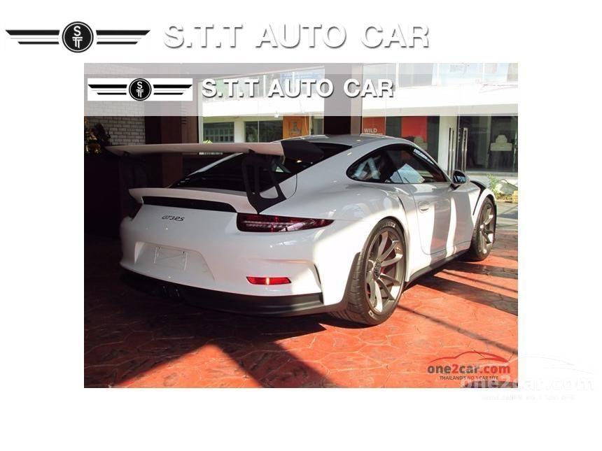 2016 Porsche 911 GT3 Coupe