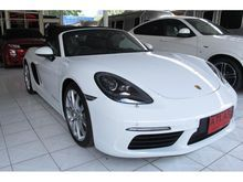 2016 Porsche Boxster 718 2.0 AT Convertible