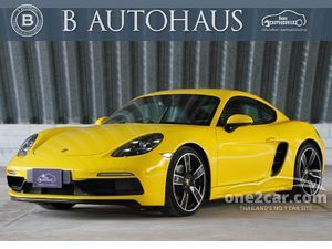 2020 Porsche Cayman 2.0 718 Coupe AT