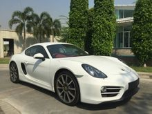 2017 Porsche Cayman 981 PDK 2.7 AT Coupe