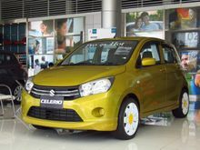 2017 Suzuki Celerio GLX 998 AT Hatchback