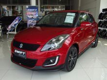 2017 Suzuki Swift (ปี 12-16) RX-II 1.2 AT Hatchback