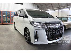 2019 Toyota Alphard 2.5 HV Van AT
