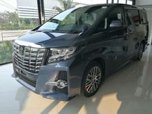2017 Toyota Alphard HV 2.5 AT Van