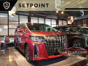 2019 Toyota Alphard 2.5 (ปี 15-18) HV Van AT