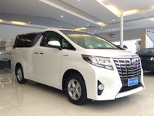 2017 Toyota ALPHARD (ปี 15-18) HYBRID SR C Package E-Four 2.5 AT Van