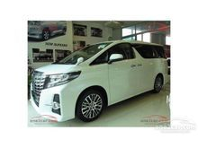 2016 Toyota Alphard (ปี 15-18) S C-Package 2.5 AT Van