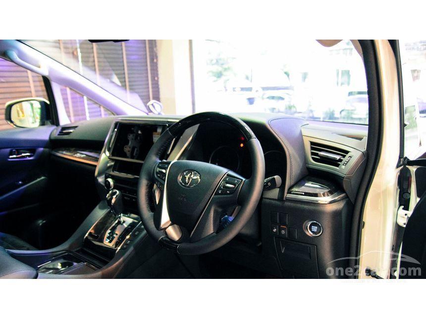 2017 Toyota Alphard S C-Package Van