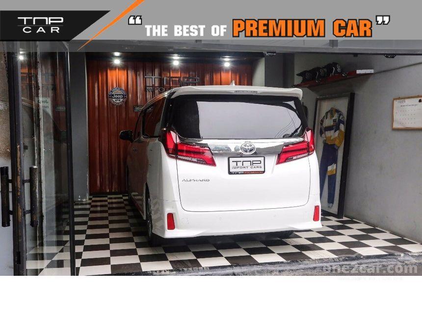 2020 Toyota Alphard S TYPE GOLD Van