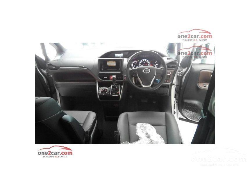 2017 Toyota Esquire Gi MPV