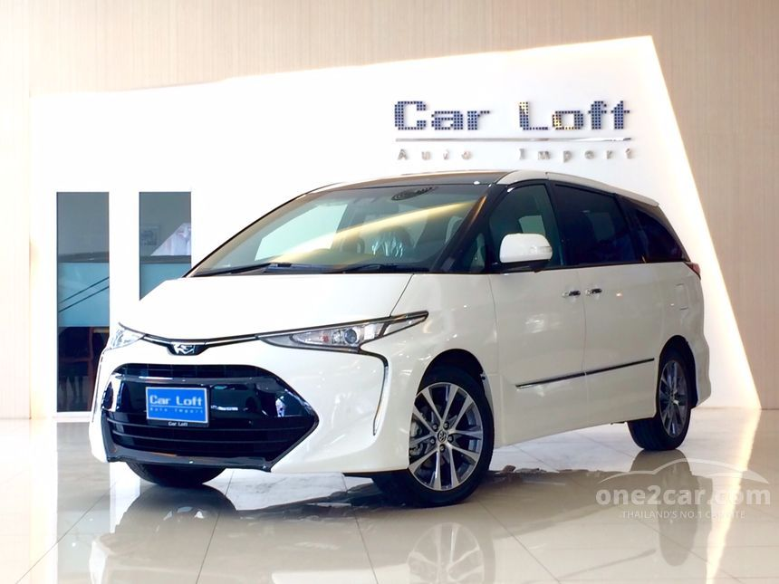 2017 Toyota Estima Aeras Wagon