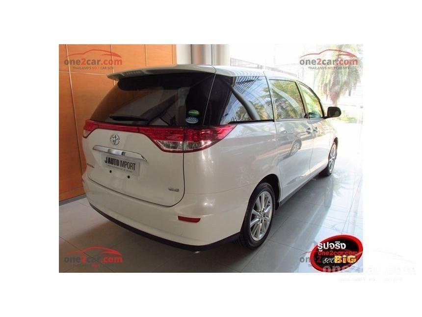 2016 Toyota Estima Aeras Wagon