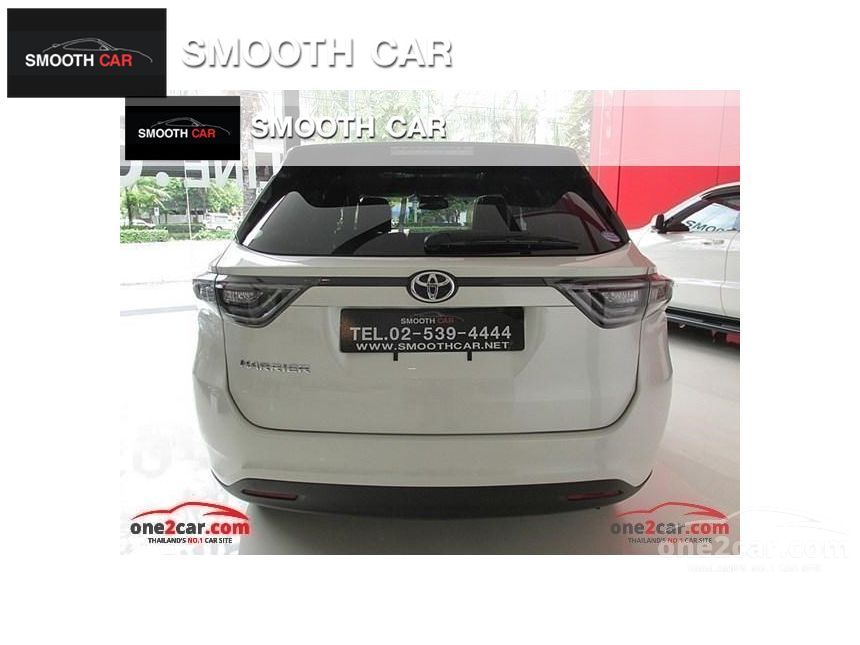 2016 Toyota Harrier PREMIUM Wagon