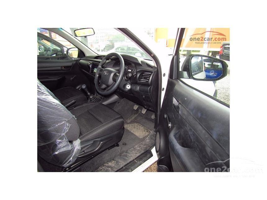 2016 Toyota Hilux Revo J Plus Pickup