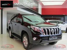 2017 Toyota Landcruiser Prado 150 TX 2.8 AT Wagon