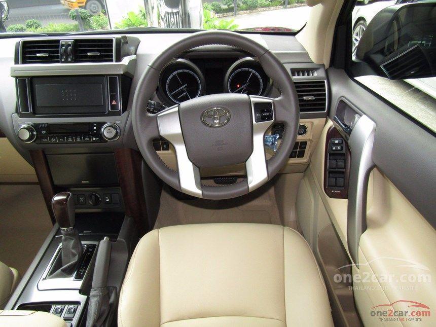 2017 Toyota Landcruiser Prado TX Wagon