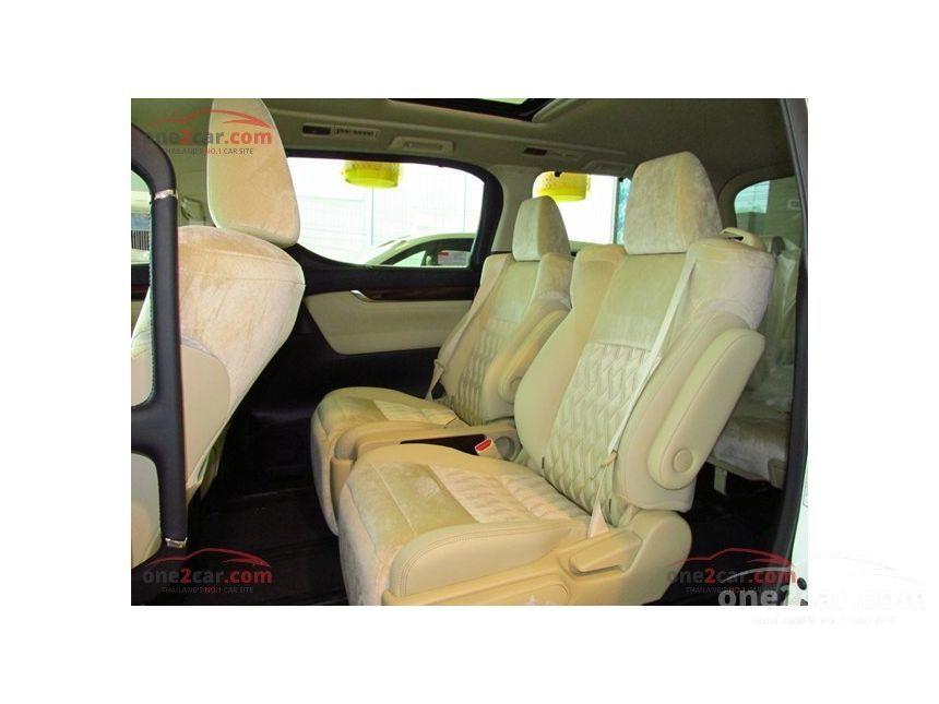 2017 Toyota Vellfire E-Four Hybrid Van