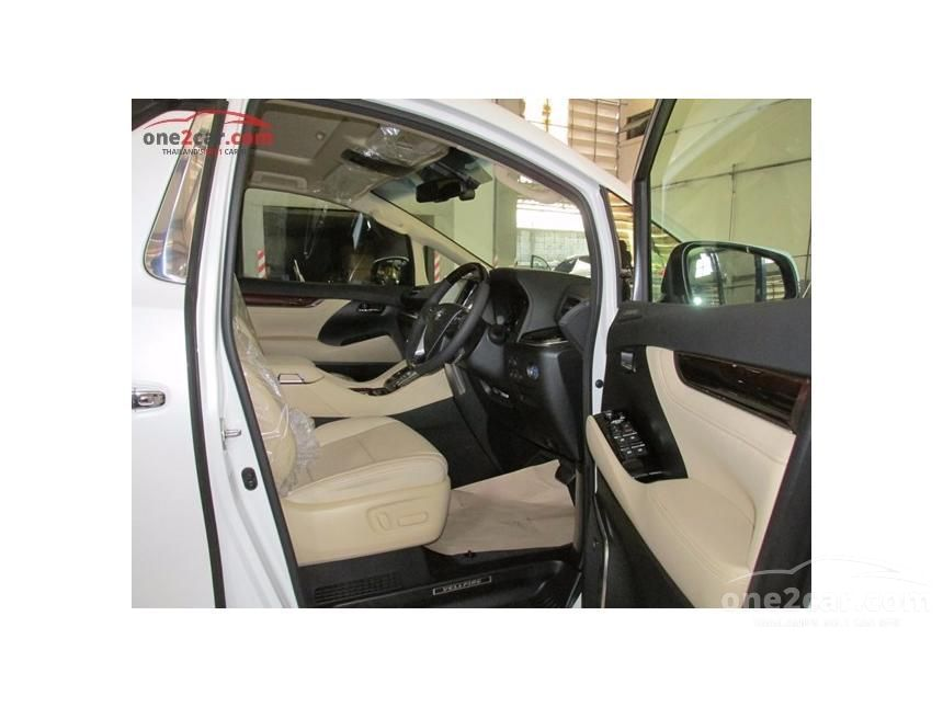 2016 Toyota VELLFIRE E-Four Hybrid Wagon