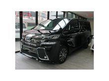 2016 Toyota Vellfire (ปี 15-18) Hybrid E-Four 2.5 AT Van