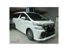 2016 Toyota Vellfire (ปี 15-18) Hybrid E-Four 2.5 AT Van