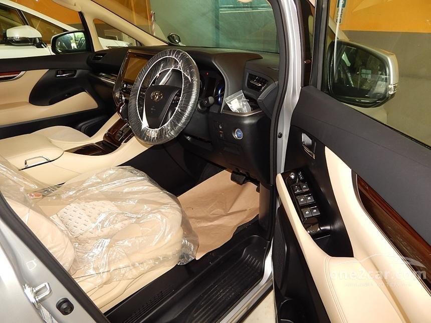 2016 Toyota Vellfire Welcab Van