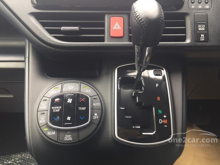 2016 Toyota Voxy ZS MPV