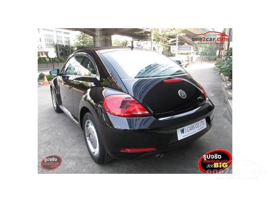 2016 Volkswagen Beetle TSi Coupe