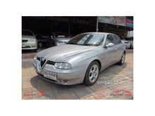 2003 Alfa Romeo 156 (ปี 97-07) Selespeed 2.0 AT Sedan