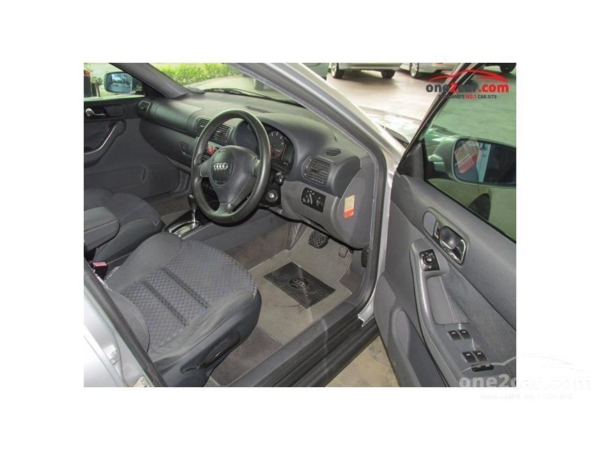2001 Audi A3 Hatchback