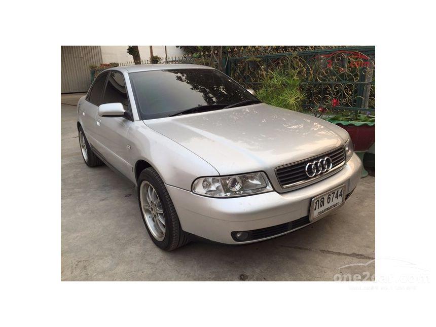 2001 Audi A4 Sedan
