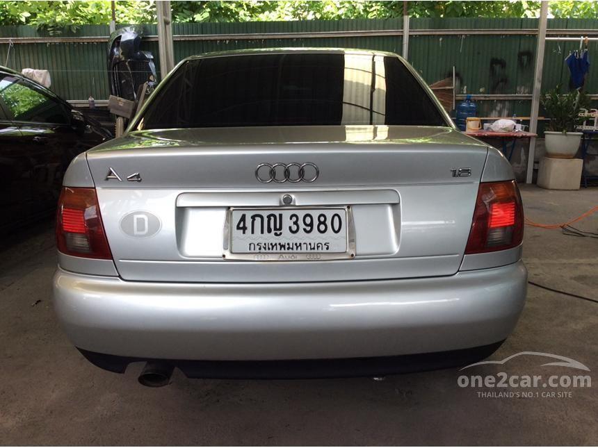 1995 Audi A4 Sedan