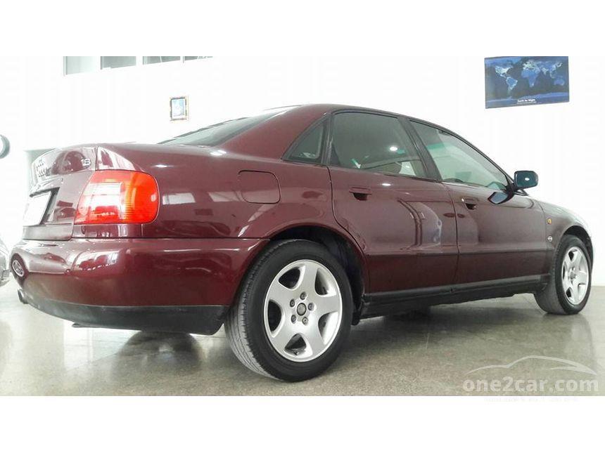 1997 Audi A4 Sedan