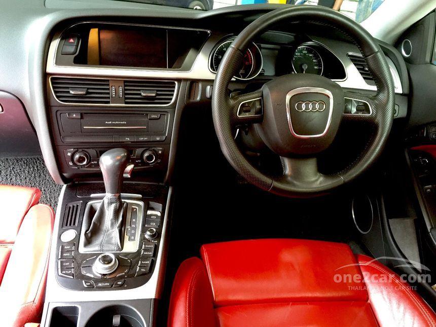 2009 Audi A5 Quattro Coupe