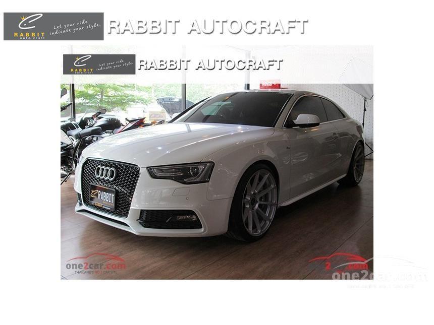 2013 Audi A5 Quattro Coupe