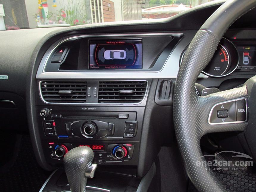 2012 Audi A5 Quattro Coupe