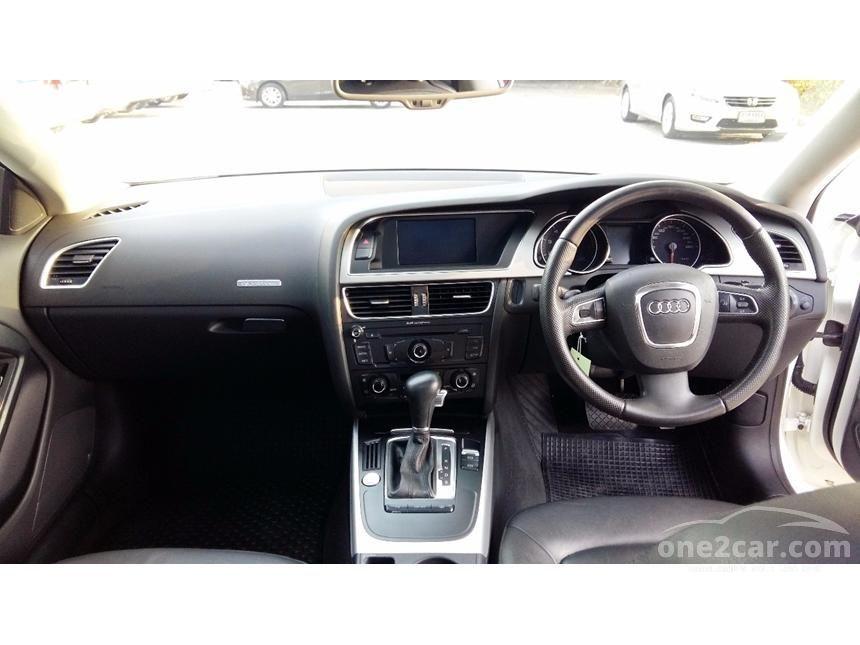 2010 Audi A5 Quattro Coupe