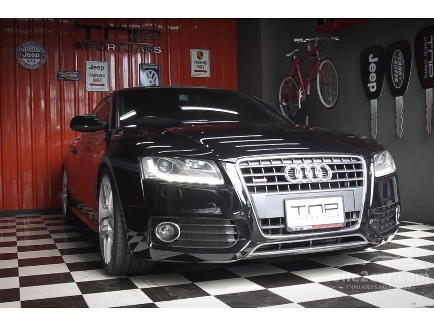 2011 Audi A5 Quattro Coupe