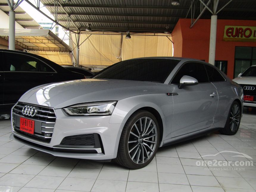 Audi a5 second hand
