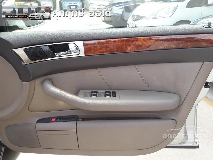 2001 Audi A6 Avant Wagon