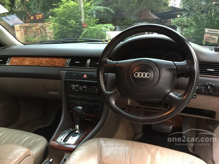 1999 Audi A6 Sedan