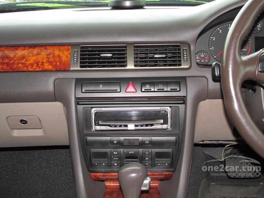2001 Audi A6 Sedan